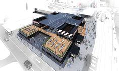 Galería de Boxpark Croydon / BDP - 11