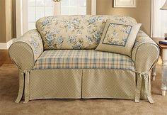 Como fazer uma capa de sofá