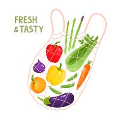 Fruit Illustration, Pattern Illustration, Graphic Design Illustration, Watercolor Illustration, Cartoon Vegetables, Vegetable Cartoon, Fruit Cartoon, Basic Kitchen, Design Inspiration