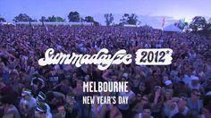 Summerdayze 2012 Melbourne
