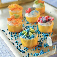 Lemonade Cupcakes - Showstopping Cupcake Recipes - Southern Living