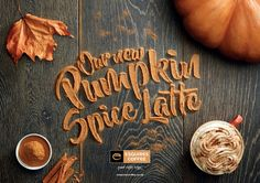 Esquires' Pumpkin Spice Latte is the coffee chain's hero product for Autumn 2016. Go Creative were asked to produce a key visual that captured the Esquires brand points of being artisan and handmade, whilst conveying the productsingredients as authentic …