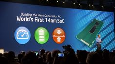 IDF13: Intel Showcases 14nm Broadwell CPU Powered Laptop and Haswell-Y – Broadwell Chips To Ship By End of 2013 | Info-Pc