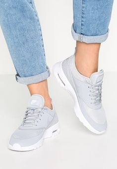 c972f50077c7ea AIR MAX THEA - Sneaker low - wolf grey white