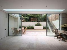 Schiebe-Terrassentür KELLER minimal windows®️️ : DESIGN KELLER AG