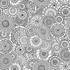 Ethnic Floral Retro Doodle Background Pattern Stock Photos, Images, & Pictures – (2,723 Images) - Page 3