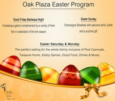 Easter with Oak Plaza Hotel... We've got you in mind... #oakplazahotel #easter #anniversary #hotel #accra #travel #luxury #ghana #africa