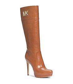MICHAEL Michael Kors Hayley Tall Boots #Dillards