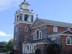 St. Mary's Church - East Islip, NY.