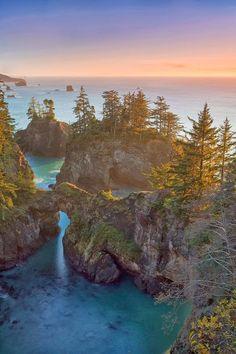 Oregon Coast, USA  ... see again someday :)