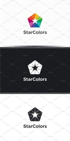 Font Names, Star Logo, Mosaic Designs, Text Color, Logo Templates, Stars, Logos, Logo, Sterne