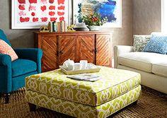 The Living Room Revamp