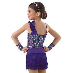 Jazz Dance Dancewear Adults' Children's Sequin Jazz Outfit – USD $ 59.99