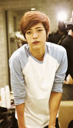 Sungyeol is so lovely  Come visit kpopcity.net for the largest discount fashion…