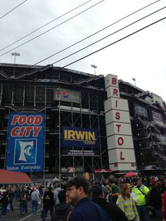 See 752 photos and 75 tips from 4921 visitors to Bristol Motor Speedway. Lots of uphill walking though. Bristol Tn, Bristol Motor Speedway, Nascar, Four Square, Racing, Dreams, City, Travel, Running