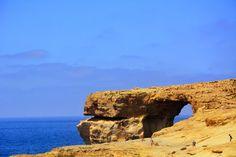 Malta, wyspa Gozo- Azure Window