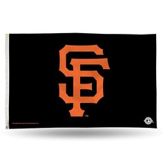 Rico Banner Flag - San Francisco Giants SF Logo