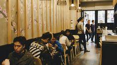 Tokyo noodle house Ramen Bankara has opened in Swanston Street, Melbourne.