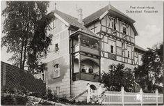 Раушен – Светлогорск. Дом Песталоцци. Фото ок. 1910 г.