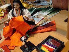 Heian Era, Heian Period, Sewing Kit, Sewing Tools, Traditional Kimono, Japanese Outfits, Persona, Folk, Prince