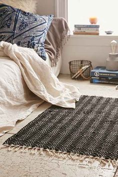 UrbanOutfitters.com: Awesome stuff for you & your space (kitchen/bathroom rugs)