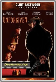 Unforgiven (1992) Retired Old West gunslinger William Munny reluctantly takes on one last job, with the help of his old partner and a young man.