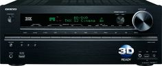 Onkyo TX-NR717 7.2-Channel Home Theater A/V Receiver (Black) for $450.00