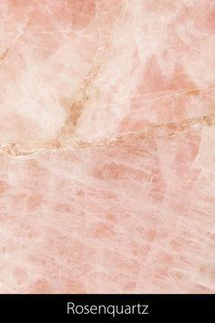 Ein aussergewöhnliches und edles Plattenmaterial, bestehend aus einem Verbund von Rosenquartzen. Rosenquartz ist einer der begehrenswertesten Edelsteine aus der Familie der Quartze. Das milchigtrübe und durchscheinende Gestein bewegt sich farblich zwischen einem feinen Hellrosa und dunkleren und kräftigeren Rosanuancen Rose Quartz, Tile Floor, Design, Petrified Wood, Light Rose, Natural Stones, Gems, Pink Quartz, Tile Flooring