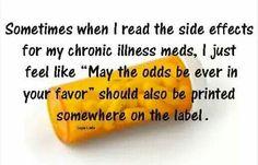 not funny. *sigh* thank you Lupus, Fibromyalgia, Psoriatic Arthritis, Ulcerative Colitis, Autoimmune Disease, Crohn's Disease, Vasculitis Autoimmune, Rheumatoid Arthritis Quotes, Crohns Disease Quotes, Fibromyalgia Quotes, Thyroid Disease