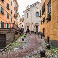 Santa Maria di Castello, Genova, Italy