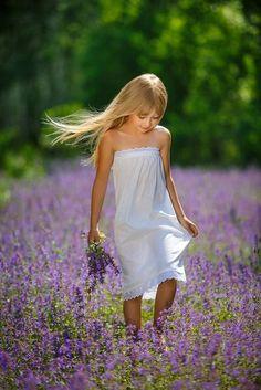 ♔ Lavender