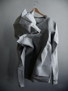 Fashion M // Geometric Deconstruction