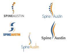 April 13: Spine Austin Logo Concepts