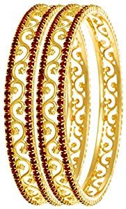 c9272a97f5a9e 193 Best Bangles images in 2019 | Bangles, Bangle set, Gold plated ...