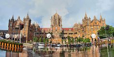 Chhatrapati Shivaji Terminus (The Victoria Terminus), Mumbai, Maharashtra - India | Flickr - Photo Sharing!