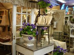 Garden show 2011 peeks 017 by monticelloantiques, via Flickr