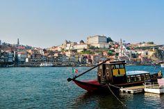 Oporto and river Duoro - Portugal