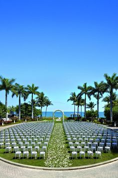 The Ritz Carlton Key Biscane Weddings