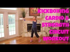 Just finished this and didn't die lol. Free kickboxing class! Knockout fat and blast off calories with this two-in-one cardio kickboxing and strength workout created by certified fitness instructor Jessica Smith. Level: Intermediate Equipment: 1 set of 3- to 10-pound dumbbells Intensity: Moderate to High