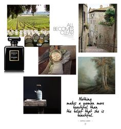 """""""All Becomes Clear"""" by meshumash ❤ liked on Polyvore featuring art"""