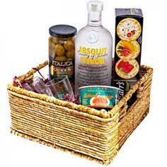 Absolute Russia Gift Basket to Uzbekistan