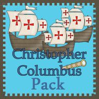 Christopher Columbus Printables - free