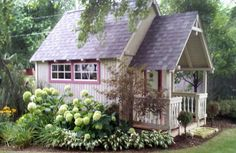 A darling shed