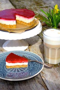 Himbeer-Joghurt-Cheesecake