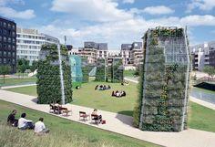 Vache Noir by Agence Ter Landscape Architecture 01 « Landscape Architecture Works   Landezine