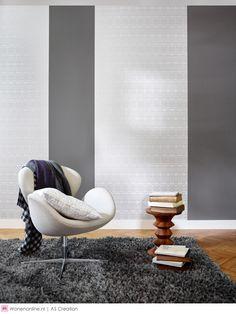 """In de elfde behangcollectie, die in samenwerking met A.S. Création is gerealiseerd, neemt het mode- en lifestylemerk Esprit ons wederom mee op een reis door het jaar en voorziet de jaargetijden nogmaals van verrassende facetten. """"Esprit 11"""" betovert met frisse kleuren en moderne, heldere designs. #behang #wallpaper #interior #esprit #wallcoverings"""