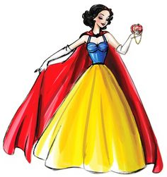Disney Couture - Snow White