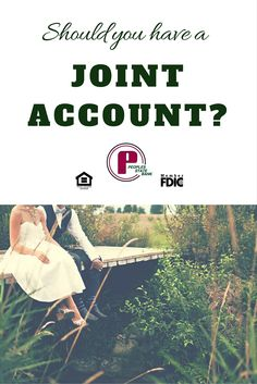 """Getting married soon? One question you should be asking each other is this, """"Should we have a joint account?""""   Here are some of the pros and cons of each option."""