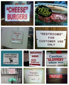 Quotation Marks | English & Funny Typos Typos in the most unlikely places News broadcast typos misspelling  spelling errors