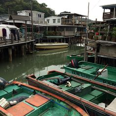 The #village on #stilts. #TaiO on #Lantau #Island in #HongKong  #ArnoldsAtticHongKong2015